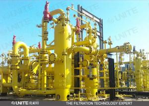 China Gas-liquid coalescer for separation of water from natural gas on sale