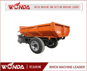 China Three Wheels Electric Mini Dumper 72V 15-25Km/h 3000W Motor No Pollution on sale