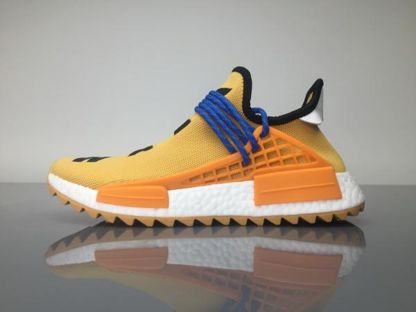 bea269a91c4ec Adidas NMD Pharrell Williams Human Race Pale Nude AC7361 Real boost shoe  from Images