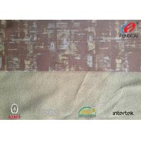 High End Apparel  Soft Shell Fleece Fabric With PTFE Membrane Tear - Resistant