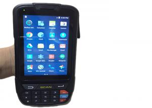 China 4G Android Portable Handheld Computer Devices PDA Smartphone With Barcode Scanner on sale