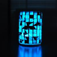 For size 90 x 130mm attractive and unique handmade LED lights.