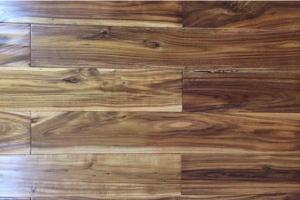 China tobacco road acacia wood flooring on sale