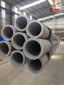China Pickled 304 Stainless Steel Pipe / Tubing EN 1.4948 , 1.4311 , 1.4301 supplier