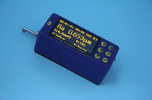 """China Handheld Surface Roughness Tester High Accuracy With 2.7"""" dot matrix OLED display on sale"""