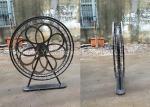 Professional Mini Size Metal Decorations Crafts Customised Design Ferris Wheel