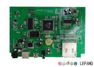 China Industrial Blank Printed Circuit Board , Small Volume PCB  Assembly With Full Turnkey on sale
