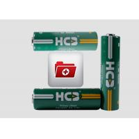 Spiral 1500mAh CR14505 AA Cylindrical lithium mno2 battery for Automatic meter reading (AMR)