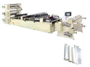 China ZKZD-1300 Air Inflation film Sack Making Machine on sale