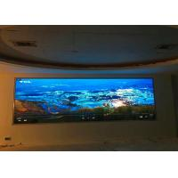 high resolution indoor full color led display P2 Customized size super led screen