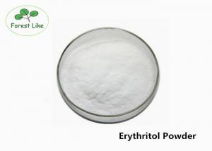 China Food Additive CAS 149-32-6 Natural Sweetener Erythritol 99% White Powder on sale