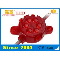 China IP 67 30mm Dc24v Red Color Led Pixel Point Lighting Taiwan Epistar on sale
