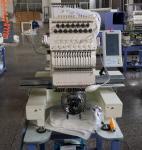 ズボン/仕事のユニフォームのための自動白い刺繍機械多針 540 x 375mm