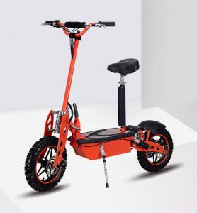 China Two Wheel Electric Scooters EVO Scooters 1500Watts 48V Speed 55Km/H Brushless Motor PowerBoards on sale