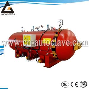 China Rubber autoclave for Rubber hose vulcanizing machine on sale