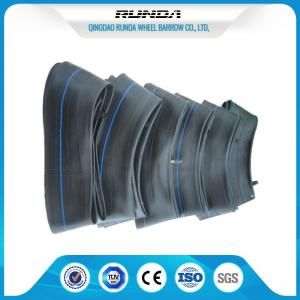 China 550% Tensile Motorcycle Tyre Inner Tubes 4.00-8 Excellent Air Tightness TR13 on sale