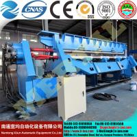 China HOT!MCLW12XNC-50*3000 large hydraulic CNC four roller plate bending/rolling machine on sale