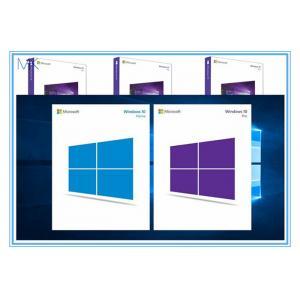 Pro Microsoft Windows software USB 3,0 de Windows 10 32/64 de retalho completo da versão do bocado selado