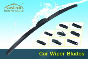 China Universal 8 Adaptors Multi Clip Car Window Wiper with Grade A Rubber Refill on sale