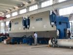 Road High Mast Production Line CNC Press Brake Bending Pole Machines CE and CQC
