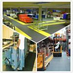 3W Industrial Heavy Duty Flooring /Interlocking PVC garage flooring tiles flooring decking