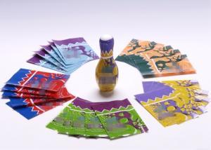 China OPS Wrinkle Resistant Tamper Evident Shrink Sleeves for Multipack Jar / Bottle on sale