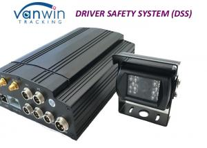 China 4 channel 12V 24V HD Video Recorder MDVR With Driver Fatigue Monitoring System on sale