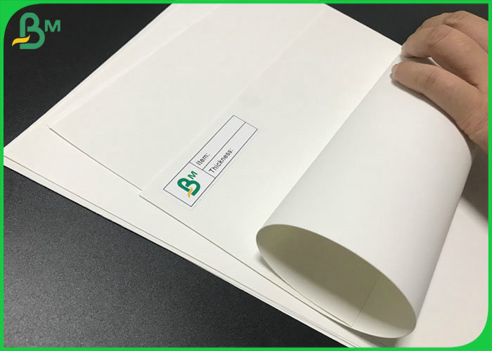 240 Gram Uncoated Anti Water 200um Thick Matte Stone Paper For Printing