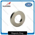 Industrial Sintered N38 Ring Neodymium Magnet Composite Professional Design