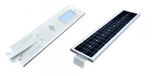 China All In One Integrated Solar LED Street Light , Solar Powered Outdoor Lights 40 Watt on sale