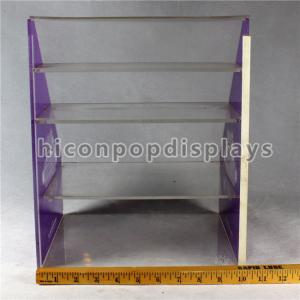 custom signage acrylic display case 4 tier acrylic display shelf rh retaildisplaystand sell everychina com