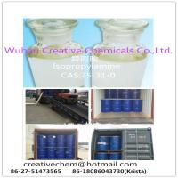 China Organic synthesis Isopropylamine cas no.75-31-0 on sale