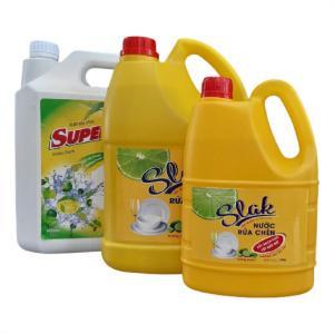 China Efficient Flower Eco Friendly Dishwashing Liquid Small Powerful Cleaning Liquid on sale