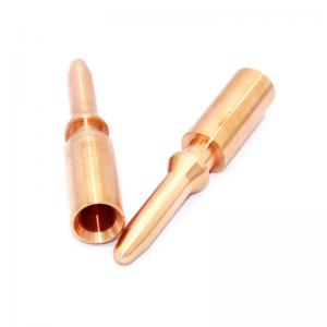 China Copper Alloy 110 CNC Machining Products CNC Turned Precision Parts on sale