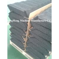 Mould Pressing Roof Panel Roll Forming Machine For Coated Metal Roofing Tiles
