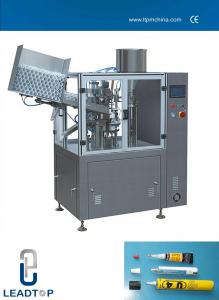 China Pharmaceutical Use Automatic Tube Filling And Sealing Machine For Aluminum tube on sale