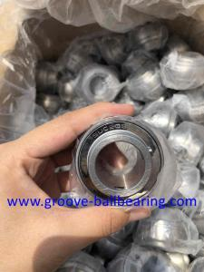 China 25mm ID AISI 440 Pillow Block Insert Ball Bearing SUC205 Size 25*52*34.1mm UC205S6 on sale