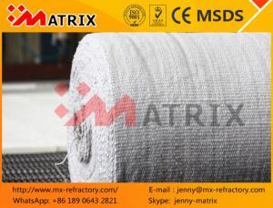 China ceramic fiber cloth CE fireproof cloth material woven fabrics 1.5-6mm on sale