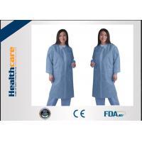 Waterproof medical student lab coat, disposable lab jacketsFor Doctors Zip Closure