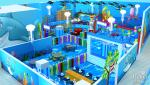 Various Large Indoor Playground Set PVC Sponge Covered Suitable For Different Ages