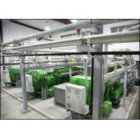 500KW - 4MW Landfill Gas Power Plant , Renewable Energy Sources Electric Plant