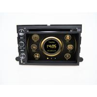 FORD DVD Navigation System , 2din Car Stereo with Navigation Touchscreen for Ford Mustang Fusion