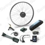 High Power City E Bike 36V 250W Gear Dc Brushless Hub Motor CE Approval