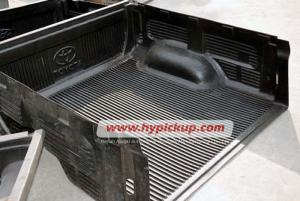 Quality hilux vigo bed liner for double cab for sale