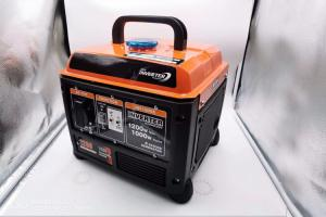 China Small Gasoline Powered Portable Generator / Silent 1.2KW Inverter Generator on sale