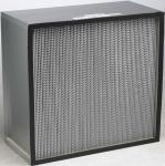 EN779 F6 EVA chaude - fondez le filtre en aluminium adhésif de boîte du cadre HEPA avec le séparateur de papier