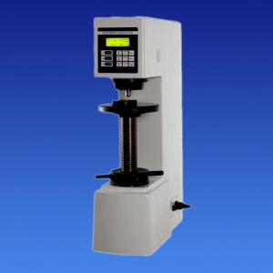 China LCD Display Electronic Brinell Hardness Tester , 8 HBW ~ 650 HBW hardness testing equipment on sale