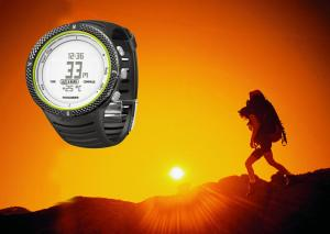 China Sports Watch with Climbing Altimeter, Barometer, Compass, Time, Countdown Timer FX800 on sale