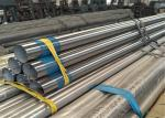 Cold Rolled Welded Stainless Steel Round Pipe A312 201 202 316 321 Grade