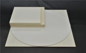 China Insulation Alumina Ceramic Sheet , Refractory High Temperature Ceramic Plates on sale